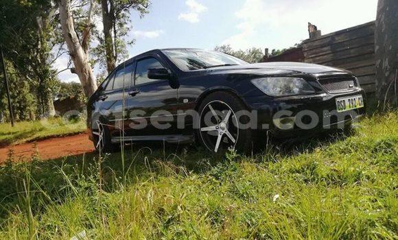 Buy Used Toyota Altezza Black Car in Siteki in Lubombo District