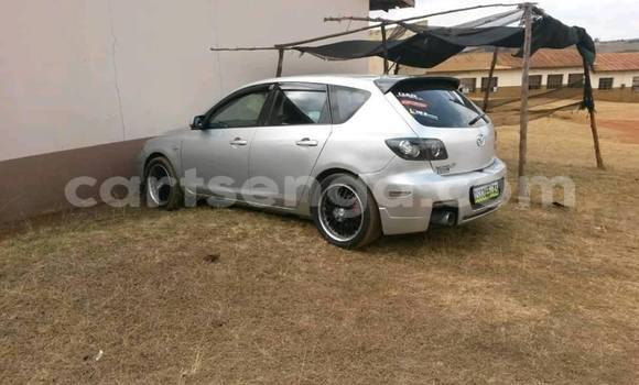 Buy Used Mazda Mazda 3 Silver Car in Mbabane in Manzini