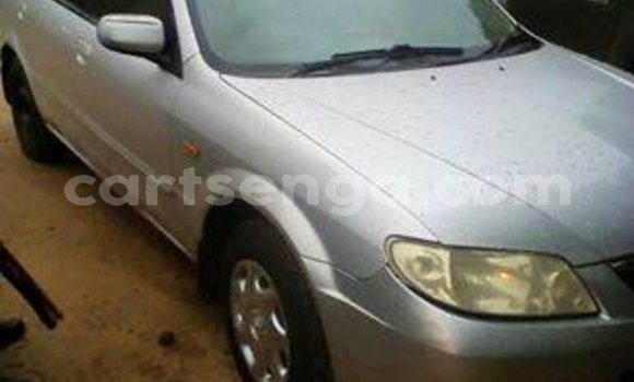Buy Used Mazda Familia Silver Car in Mbabane in Manzini