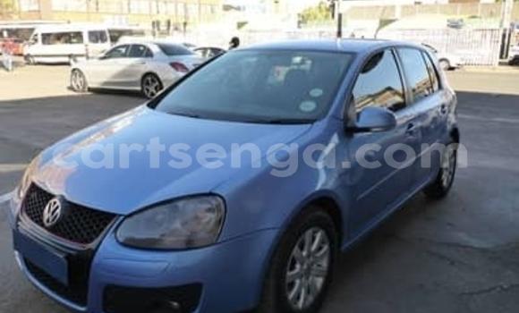 Buy Used Volkswagen Golf Blue Car in Ezulwini in Hhohho