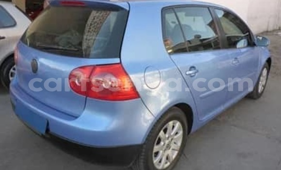 Buy Used Volkswagen Golf Blue Car in Hluti in Shiselweni District