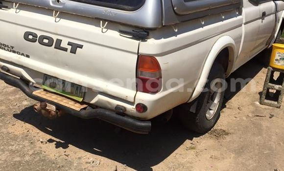 Buy Used Mitsubishi Colt White Car in Manzini in Swaziland
