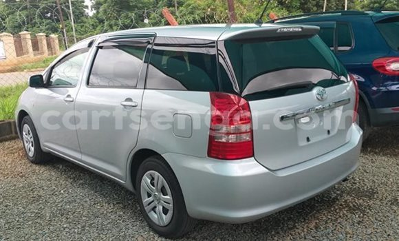 Buy Used Toyota Wish Silver Car in Mbabane in Manzini