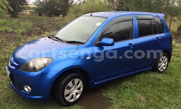 Buy Used Mazda Demio Blue Car in Mbabane in Manzini