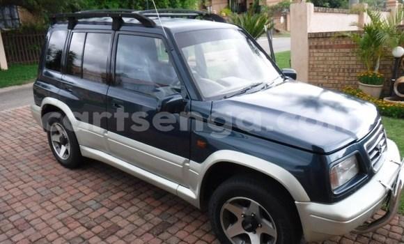 Buy Used Suzuki Vitara Green Car in Manzini in Manzini