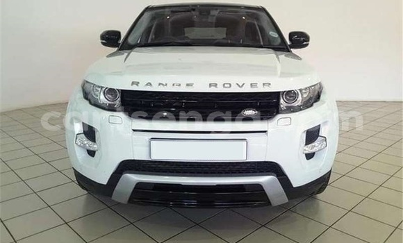 Buy Used Land Rover Range Rover Evoque White Car in Big Bend in Lubombo District