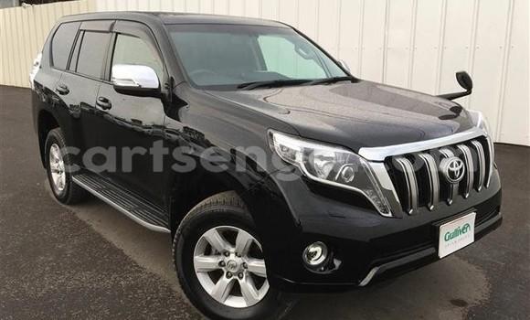 Buy Import Toyota Land Cruiser Prado Black Car in Lobamba in Manzini