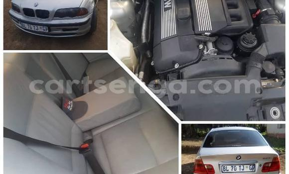 Buy Used BMW 3–Series Silver Car in Mbabane in Manzini
