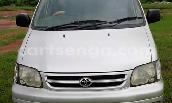 Buy Used Toyota Noah Silver Car in Lobamba in Manzini