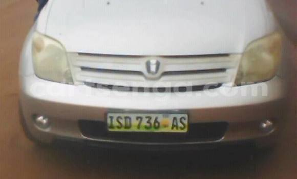 Buy Used Toyota IST Silver Car in Manzini in Swaziland