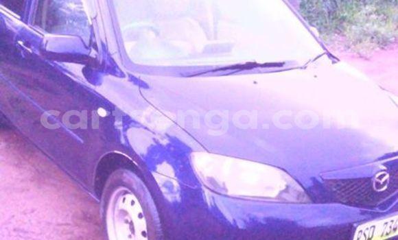Buy Used Mazda 323 Blue Car in Manzini in Swaziland