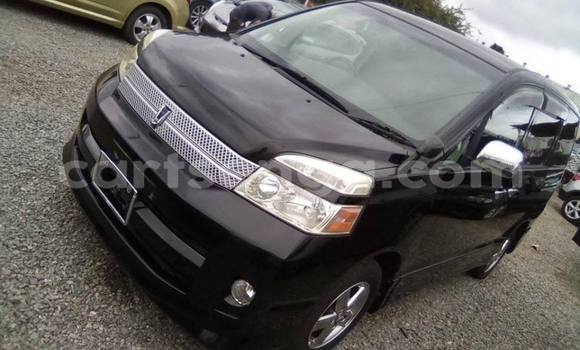 Buy Used Toyota Voxy Black Car in Matsapha in Manzini