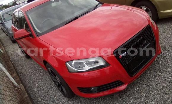 Buy Used Audi A4 Red Car in Matsapha in Manzini