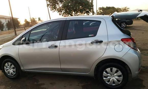 Buy Used Toyota Yaris Silver Car in Manzini in Manzini
