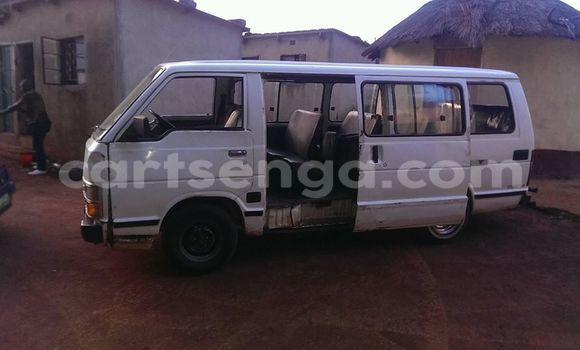 Buy Used Toyota Hiace White Car in Matsapha in Manzini