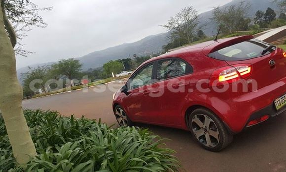 Buy Used Kia Spectra Red Car in Manzini in Swaziland