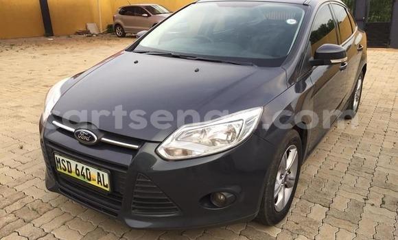 Buy Used Ford Focus Black Car in Mbabane in Manzini