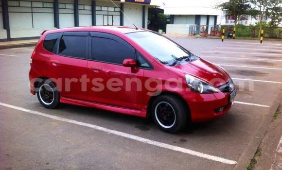 Buy Used Honda HR-V Red Car in Manzini in Swaziland