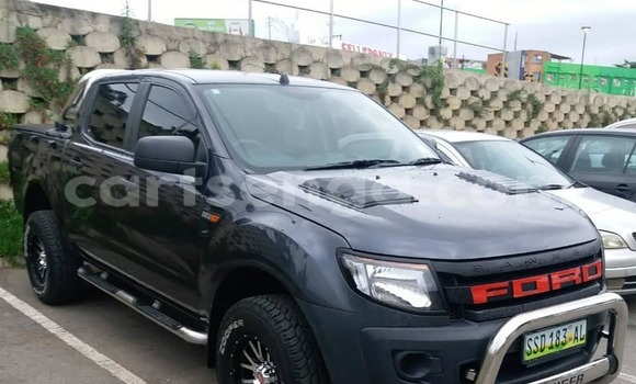 Buy Used Ford Ranger Black Car in Mbabane in Manzini