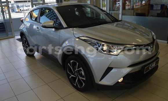 Buy Used Toyota C-HR Silver Car in Mbabane in Manzini