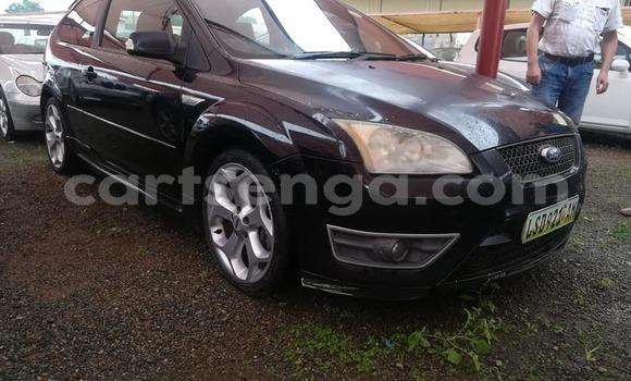 Buy Used Ford Focus Black Car in Manzini in Manzini