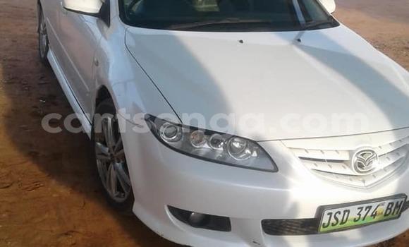 Buy Used Mazda Mazda 6 White Car in Nhlangano in Shiselweni District