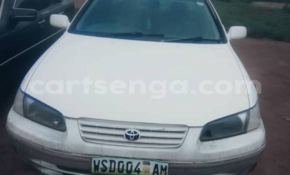 Buy Used Toyota Camry White Car in Mbabane in Manzini