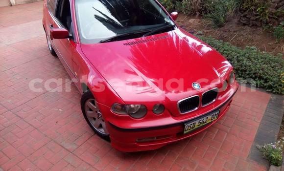 Nunua Ilio tumika BMW 3–Series Red Gari ndani ya Mbabane nchini Manzini