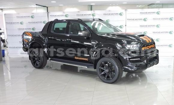 Buy Used Ford Ranger Black Car in Bhunya in Manzini