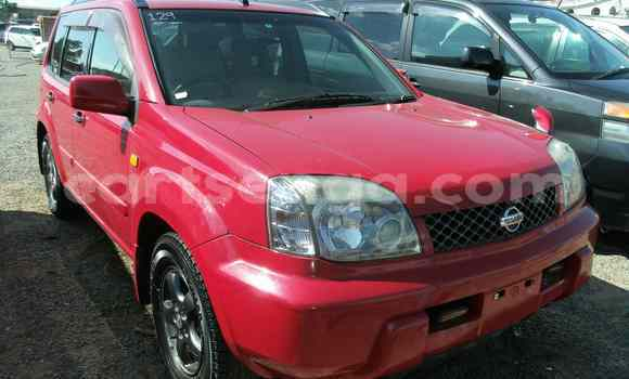 Buy Used Nissan X-Trail Red Car in Manzini in Swaziland