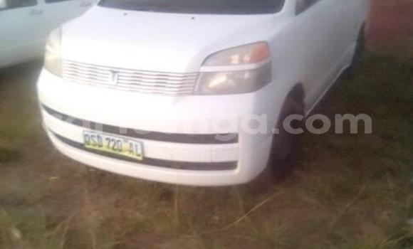 Buy Used Toyota Voxy White Car in Siteki in Lubombo District