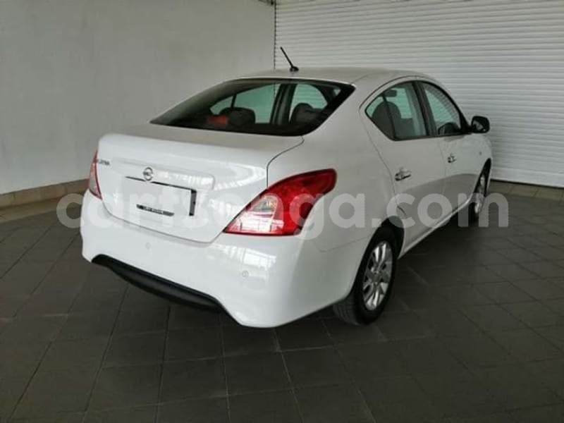 Buy Used Nissan Almera White Car In Manzini In Manzini Cartsenga