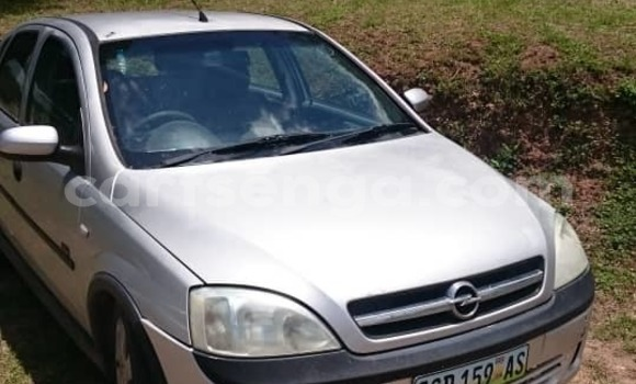 Buy Used Opel Corsa Silver Car in Mbabane in Manzini