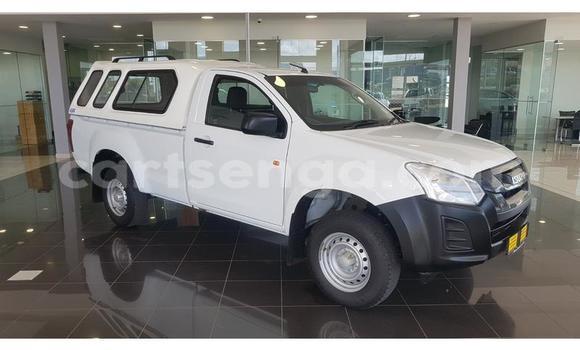 Buy Used Isuzu KB White Car in Big Bend in Lubombo