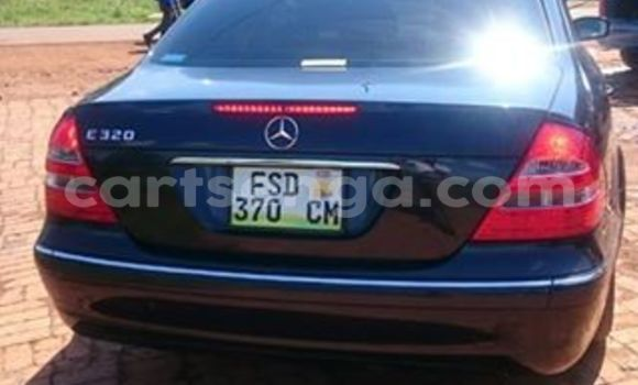 Buy Used Mercedes‒Benz E-Class Black Car in Manzini in Swaziland