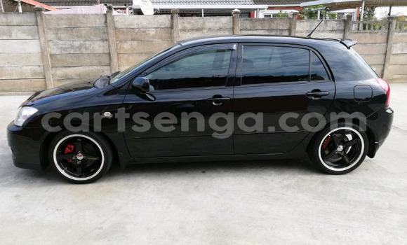 Buy Used Toyota Runx Black Car in Hlatikulu in Shiselweni District