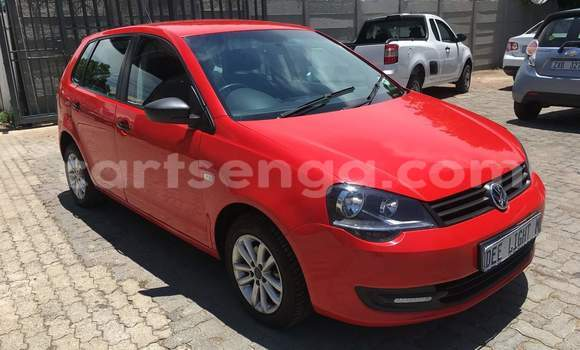 Buy Used Volkswagen Polo Red Car in Hluti in Shiselweni District