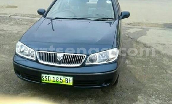 Buy Used Nissan Sunny Black Car in Manzini in Swaziland