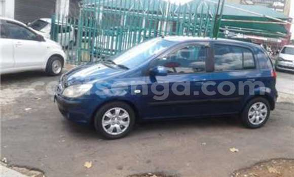 Medium with watermark hyundai getz 1 6 sport blue 2008 id 56392856 type main