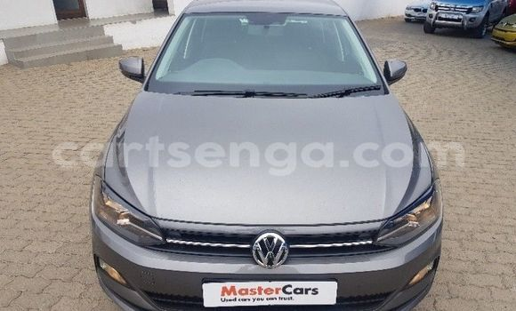 Buy Used Volkswagen Polo Silver Car in Hluti in Shiselweni District