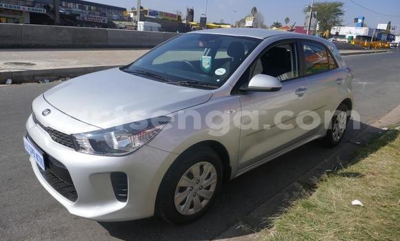 Buy Used Kia Rio Silver Car in Hluti in Shiselweni District