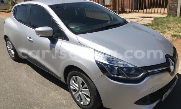 Buy Used Renault Clio Silver Car in Hlatikulu in Shiselweni District