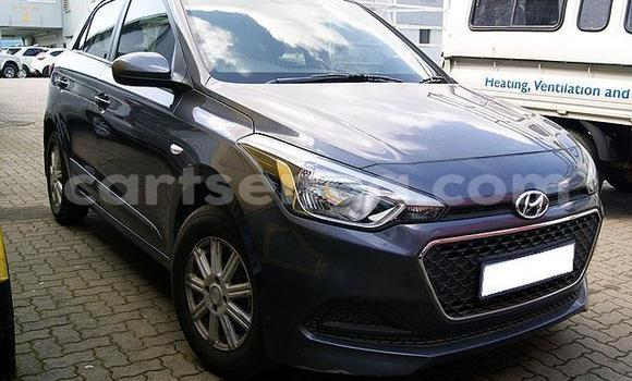 Buy Used Hyundai i20 Black Car in Hlatikulu in Shiselweni District