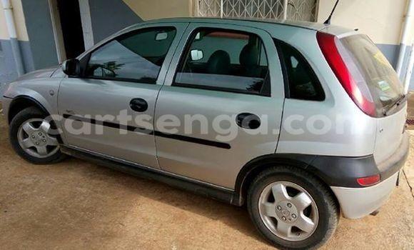 Buy Used Opel Vectra Silver Car in Manzini in Swaziland