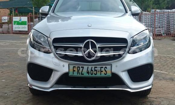 Buy Used Mercedes Benz C–Class Silver Car in Hluti in Shiselweni District