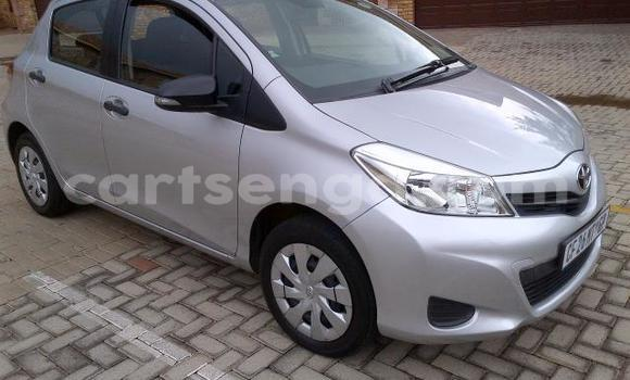 Buy Used Toyota Yaris Silver Car in Hlatikulu in Shiselweni District