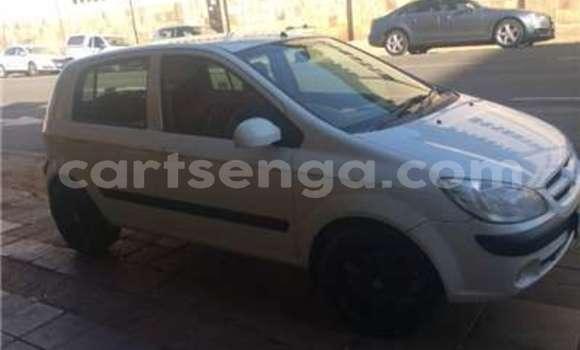 Buy Used Hyundai Getz White Car in Ngomane in Lubombo District
