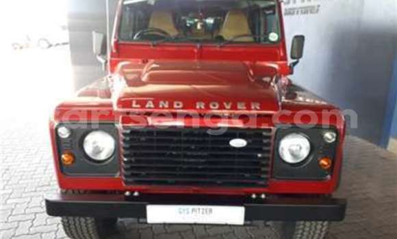 Buy Used Land Rover Defender Red Car in Kwaluseni in Manzini