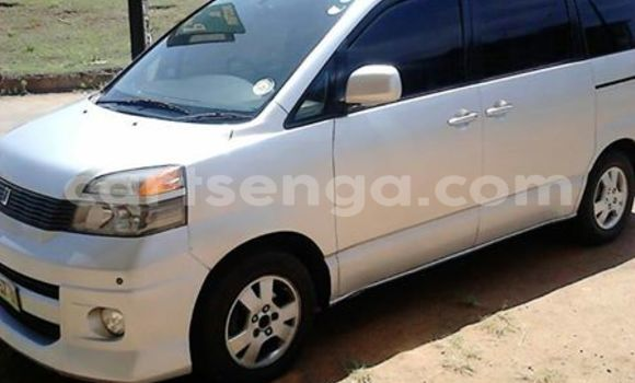 Buy Used Toyota Voltz White Car in Manzini in Swaziland