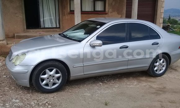 Buy Used Mercedes Benz C–Class Silver Car in Ngwenya in Hhohho